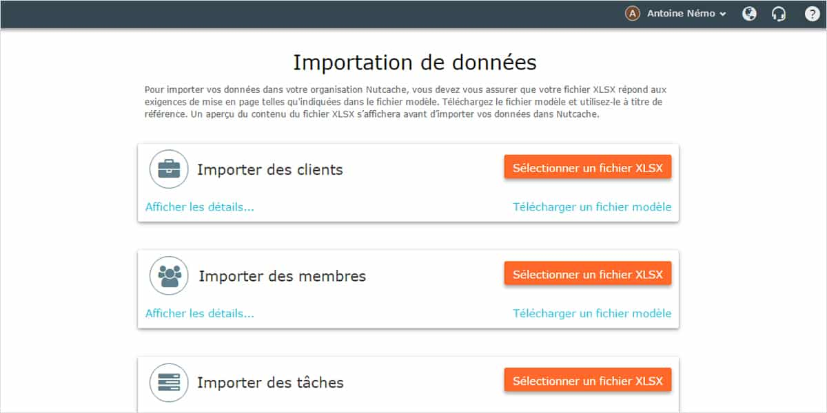 importation-données