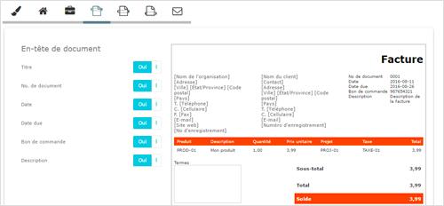 personnalisation des formulaires Nutcache