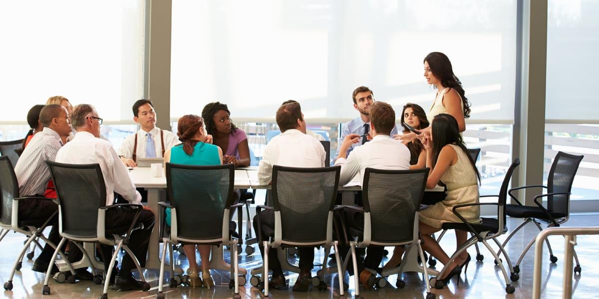 réunion revue de projet