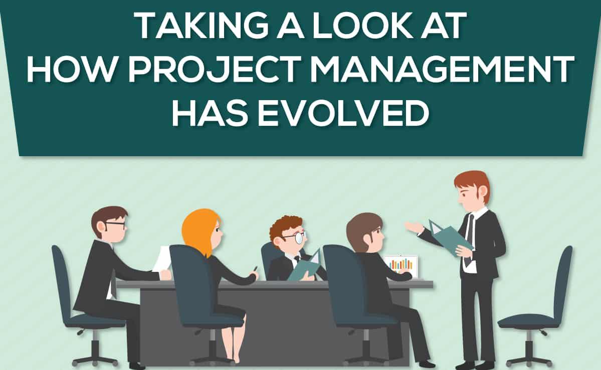 Evolution of project management