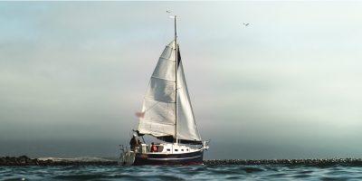speed boat agile