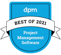 Top Rated Badge 2021-Project Management Software